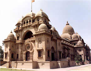 Ramakrishna Math & Mission Headquaters at Belur, Kolkata