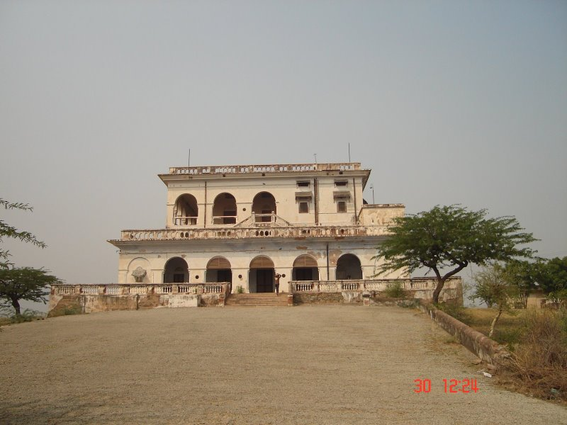 Sukh Mahal where Swami Vivekananda Stayed
