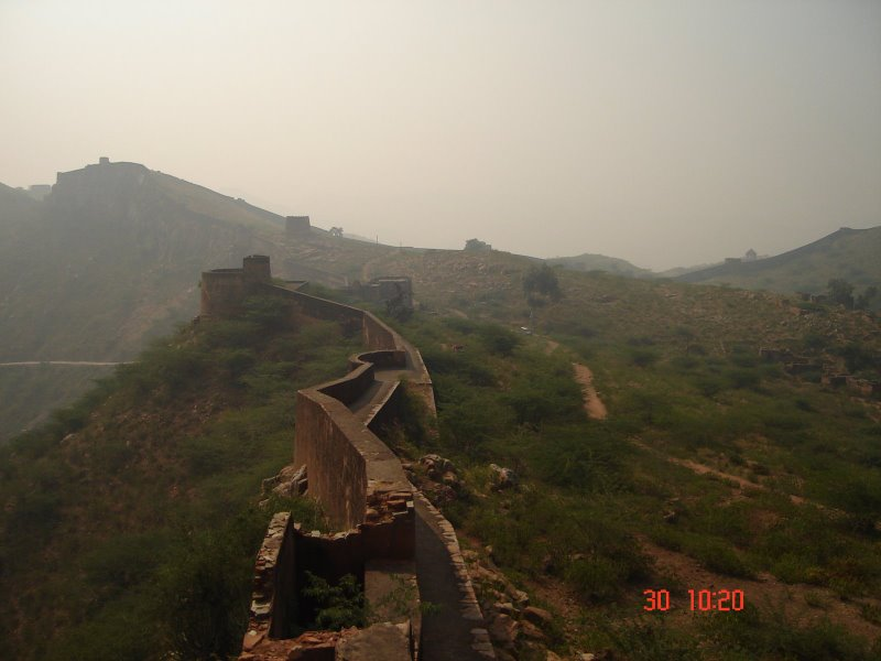 China Wall of Khetri